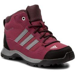 Adidas buty dziecięce Terrex Ax2r Mid Cp KBlubeaCblackShoyel K 38