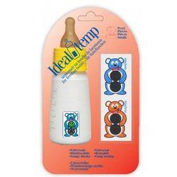 Wskaźnik temperatury butelki dla niemowląt, wielokrotnego użytku