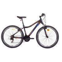 """Rower Romet Rambler 1,0 LTD czarno-pomarańczowy DOSTAWA GRATIS !!!! - (17"""") czarno-pomarańczowy"""