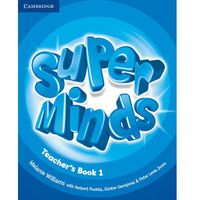 Super minds 1 Teacher's book