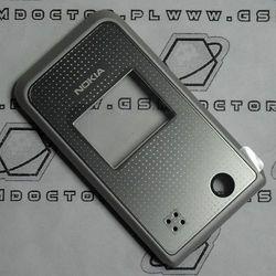 Obudowa Nokia 6170 przednia srebrna