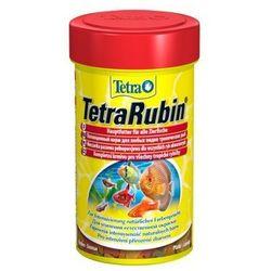 Tetra Rubin - pokarm wybarwiający dla ryb słodkowodnych 100ml