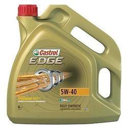 CASTROL EDGE TITANIUM FST 5W40 C3 4L 229.31/ 229.51 RN 0700/RN 0710 VW 502 00/ 505 00/ 505 01