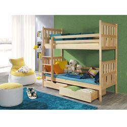 Łóżko piętrowe KLARA