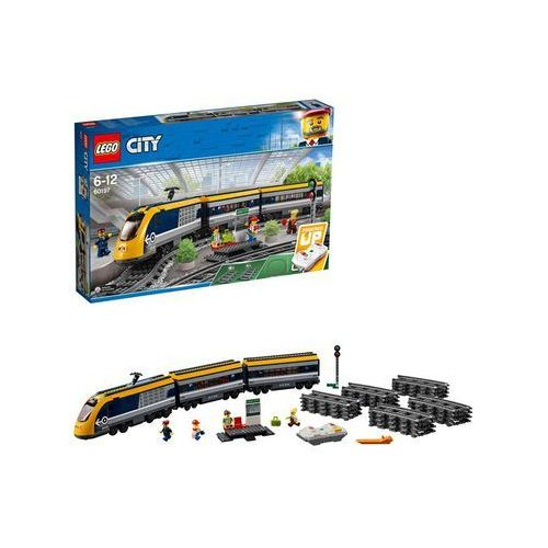 Lego City Pociąg Pasażerski 60197 Porównaj Zanim Kupisz