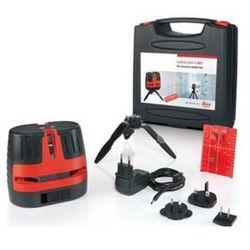 Samopoziomujący laser krzyżowy Leica Lino L360