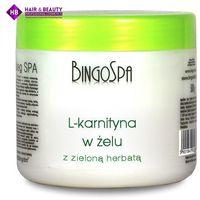 BINGOSPA L-karnityna w żelu z zieloną herbatą 500g