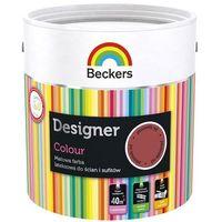 Farba Designer Colour Beckers Passionate Red 2.5L