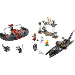 Lego SUPER HEROES Atak czarnej manty 76027