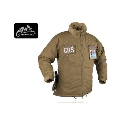 Kurtka zimowa Helikon Husky Tactical Winter Jacket - Climashield Apex 100g  - Coyote 7cc55e4268