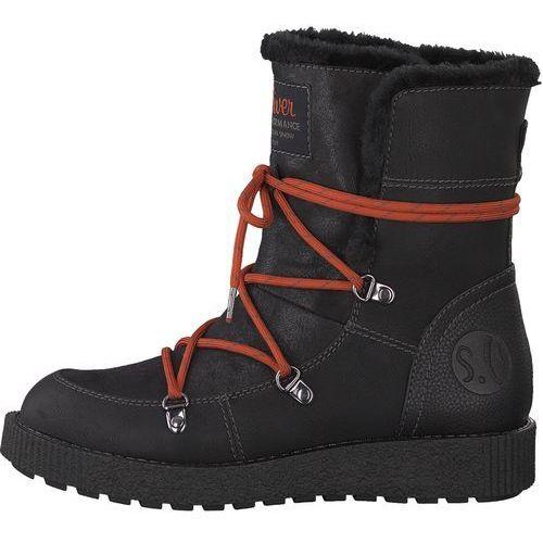 84c44c86c7cf s.Oliver buty zimowe damskie 37 czarne - porównaj zanim kupisz