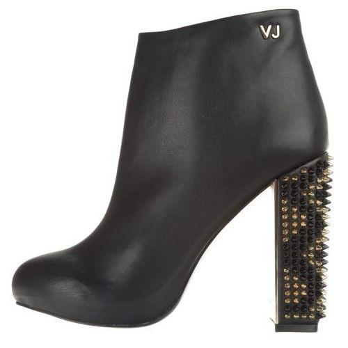 538eecf0df5cc Versace Jeans Botki Czarny 39 - porównaj zanim kupisz
