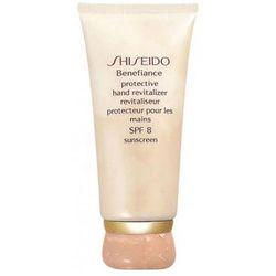 Shiseido - Benefiance Protective Hand Revitalizer Cream - Rewitalizujący krem do rąk - 75 ml - DOSTAWA GRATIS! Kupując ten produkt otrzymujesz darmową dostawę !