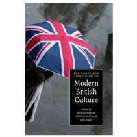 Cambridge Companion to Modern British Culture