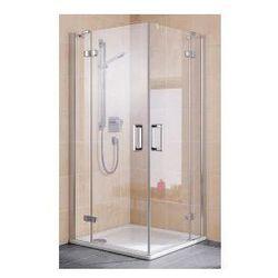 Drzwi Kermi Gia XP 75x185cm wahadłowe z polem stałym lewe GXESL075181PK