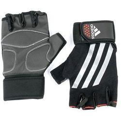 ADIDAS - ADGB-12344RD - Rękawice kulturystyczne (XL) - XL
