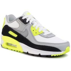 Buty NIKE Air Max 90 Ltr (GS) CD6864 101 WhiteParticle Grey