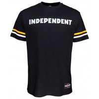 koszulka INDEPENDENT - Bench Tee Black (BLACK)