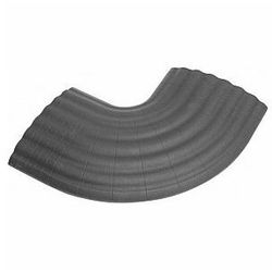 Defender Office C GREY - 90° Curve grey for 85160 Cable Duct 4-channel, zagięcie mostu kablowego