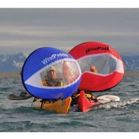 KAYAK SAIL Paddle - Go Sailing in your Kayak or Canoe - Wind-PADDLE -Rowing Boats #1008