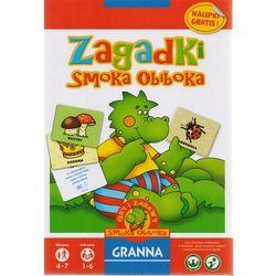 Granna, gra edukacyjna Nowe zagadki Smoka Obiboka