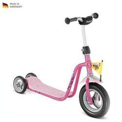 Dziecięca różowa hulajnoga SCOOTER R1 PUKY 5162