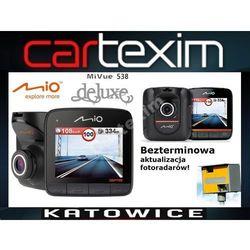 Mio MiVue 538 Deluxe