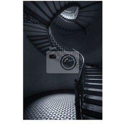 Plakat Mroczne schody