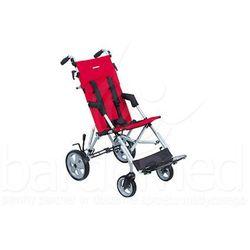 Wózek inwalidzki dziecięcy spacerowy Patron Corzo X-Country szer. 42