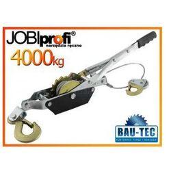 Wciągarka - wyciągarka linowa 4000kg 4T