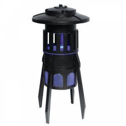 Lampka owadobojcza DESCON DA-LZ07 z pułapka na owady + DARMOWY TRANSPORT!