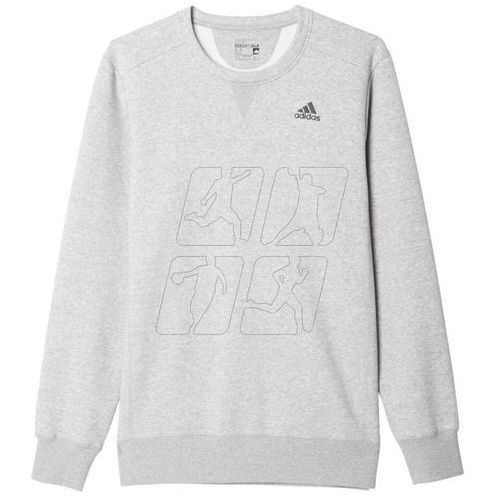 Bluza adidas Sport Essentials Crew Brushed M AY5506