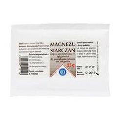 MAGNEZU SIARCZAN - Sól gorzka - 25g - 25g
