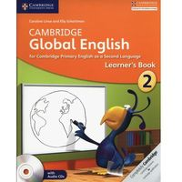 Cambridge Global English Stage 2 Learner's Book with Audio CDs (2) (opr. miękka)