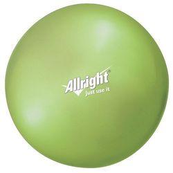Piłka gimnastyczna OVER BALL 18 cm Allright (zielona)