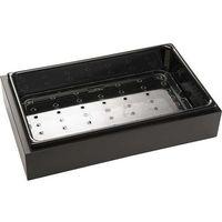 Bufetowy Pojemnik Schładzający | Wenge 530x325x125 mm