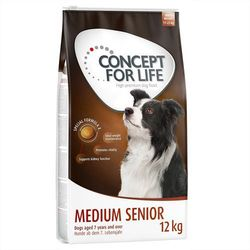 Concept for Life Medium Senior - 12 kg