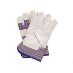 Rękawice wzm. skórą RBCMPAS