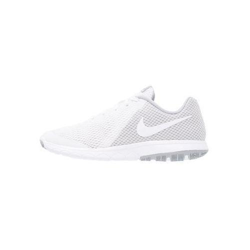 Nike Performance Flex Experience Run 6 Startowe White Green Glow Wolf Grey 881805