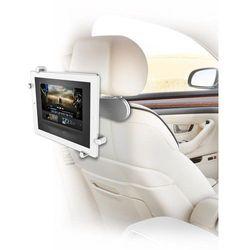 Uniwersalny uchwyt do zagłówka samochodowego renkforce 29215c28, do 7-10.4'' tabletu i wszystkich modeli iPada