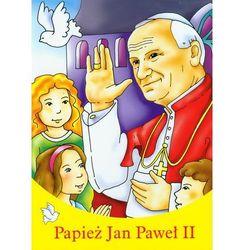 Papież Jan Paweł II Malowanka