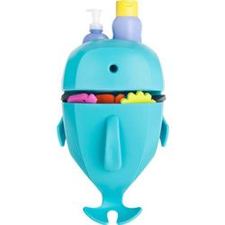 Organizer na zabawki kąpielowe - wieloryb