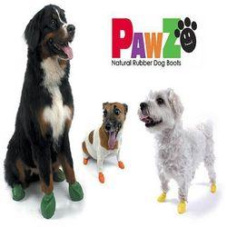 PAWZ buty dla psa z naturalnej gumy rozm. S 1szt.