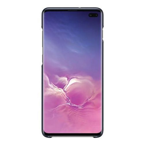 Samsung Galaxy S10+ LED Cover EF-KG975CB (czarny)