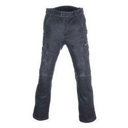Richa Spodnie skórzane LEGEND czarny