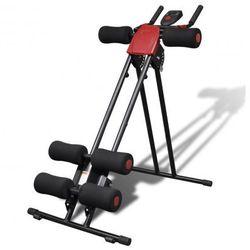 Przyrząd do ćwiczeń mięśni brzucha Zapisz się do naszego Newslettera i odbierz voucher 20 PLN na zakupy w VidaXL!