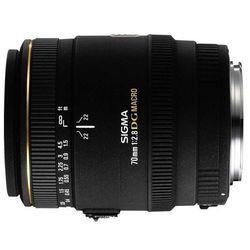 Sigma 70 mm f/2.8 DG EX MACRO / Sony A Dostawa GRATIS!