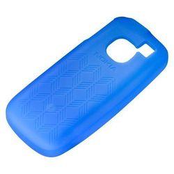 Etui Silikonowe Nokia CC-1027 Niebieskie do Nokia C1-01 - Niebieskie