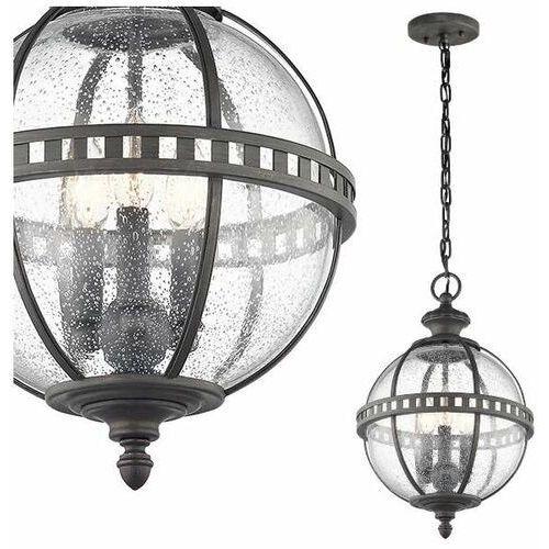 Lampa wisząca KLHALLERON8M IP44 Elstead Lighting Rabat w koszyku