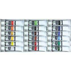 Farby akrylowe 12 kolorów w tuce 12 ml